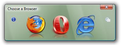 Browser Chooser - программа для удобного использования нескольких браузеров
