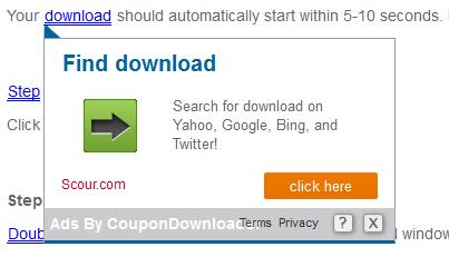 Объявление Coupon Downloader