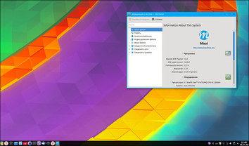 Maui Linux - дистрибутив для любителей KDE